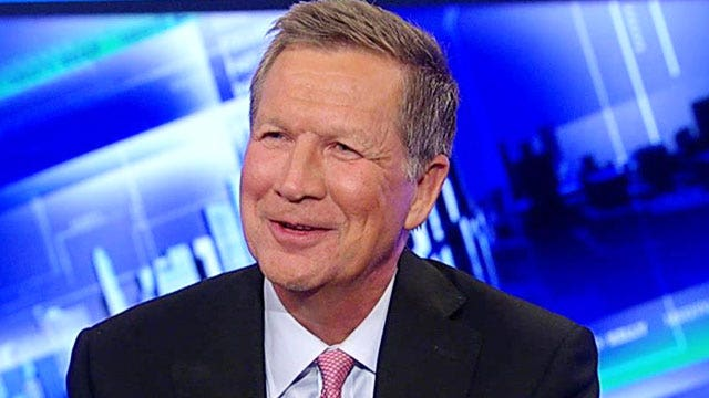John Kasich on why governors should jump into the 2016 race