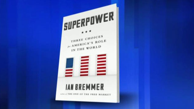 Dana's book suggestion: 'Superpower' by Ian Bremmer