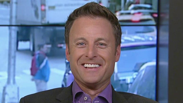 Chris Harrison talks about his new book 'The Perfect Letter'