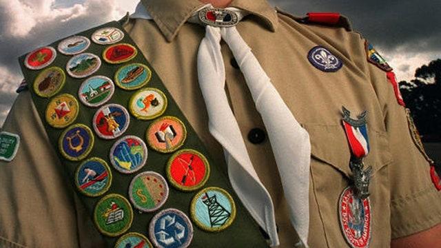 Boy Scouts ban water-guns, limit size of water balloons