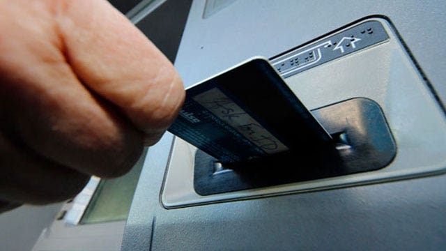 False alarms for credit card fraud on the rise