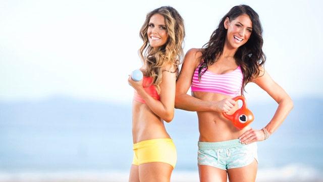 Get bikini ready with the 'Tone It Up' girls