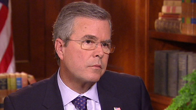Your Buzz: Missing point of Megyn's Jeb interview?