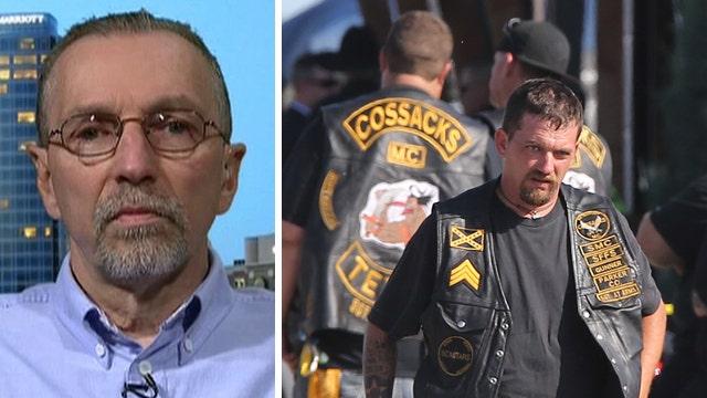Former motorcycle club leader goes inside biker culture