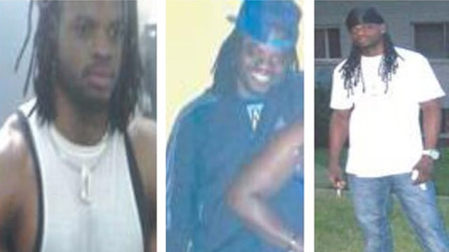 Manhunt underway for suspect in quadruple DC murder