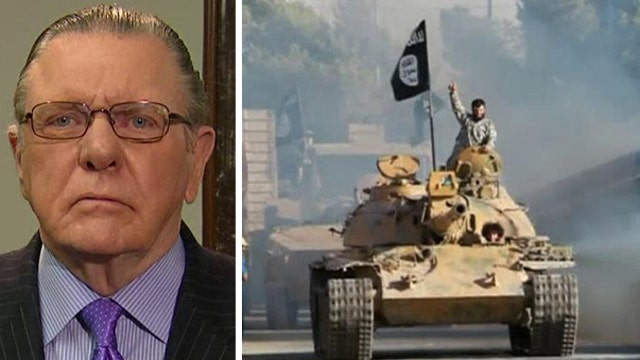 Gen. Keane: 'ISIS is a direct threat to the American people'