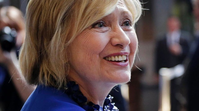 Report: Super PAC struggling to raise money for Clinton