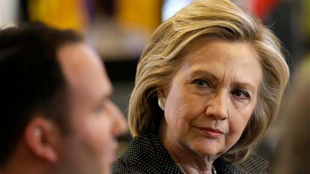Supporters stumped when asked to name Hillary accomplishment