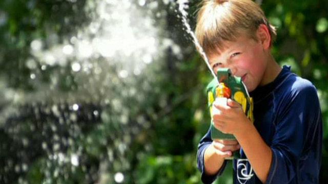 Boy Scouts of America bans water gun fights