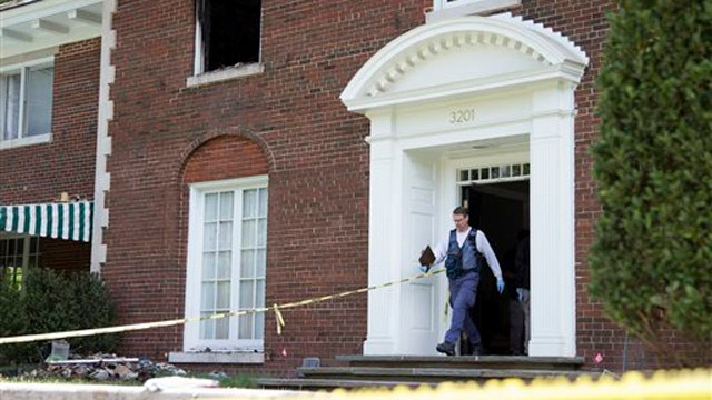 Questions surround events leading up to DC mansion murders