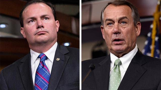 Republican lawmakers divided over government surveillance