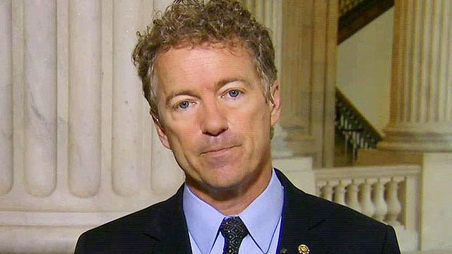 Rand Paul defends his filibuster against the Patriot Act