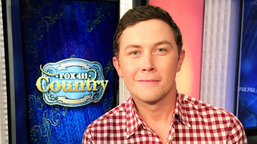 Country singer Scotty McCreery touring this summer with Rascal Flatts