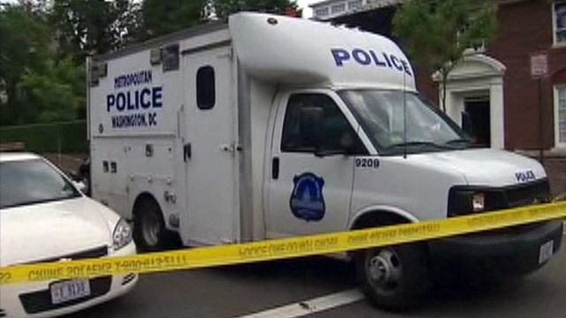 How did cops catch DC quadruple murder suspect?