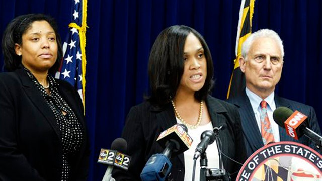 Grand jury indicts all 6 officers in death of Freddie Gray