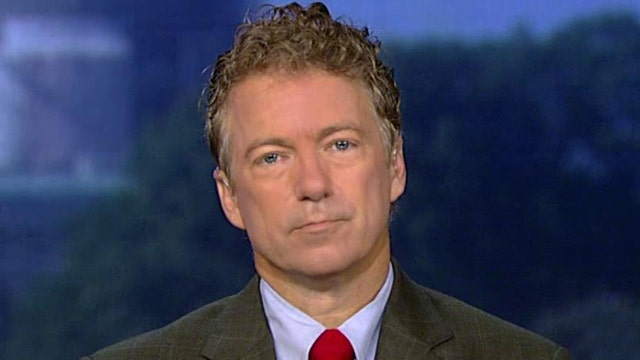 Sen. Paul on Patriot Act filibuster: Americans are with me