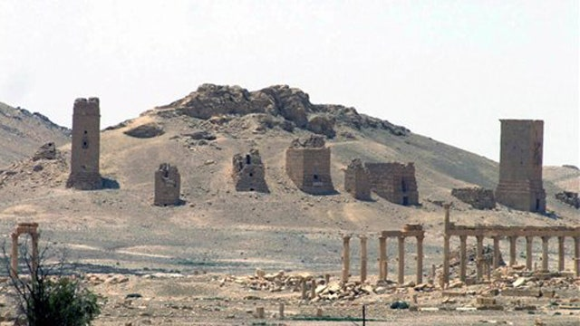 ISIS captures ancient Syrian city of Palmyra