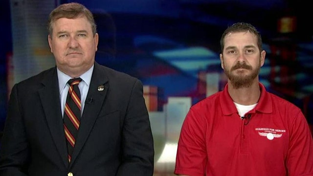 Chris Kyle's brother talks ISIS victory in Ramadi