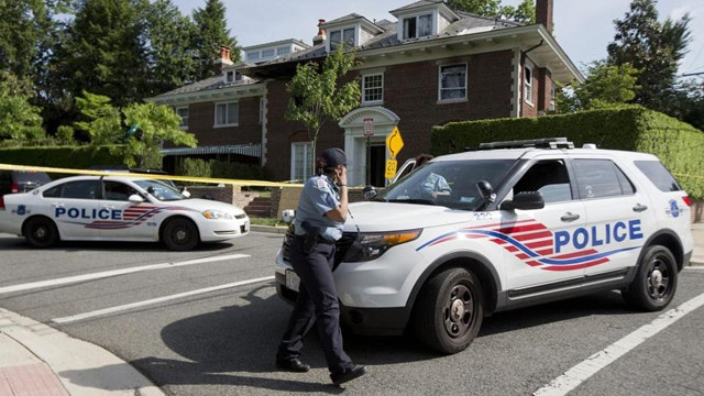 How did DC police connect suspect to mansion fire murders?