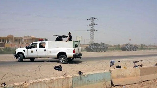 Pentagon now says sandstorms didn't impact Ramadi airstrikes