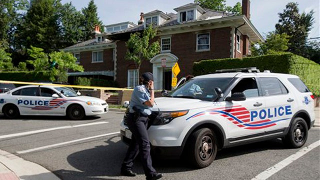 Police say DC murder suspect once worked at victim's company