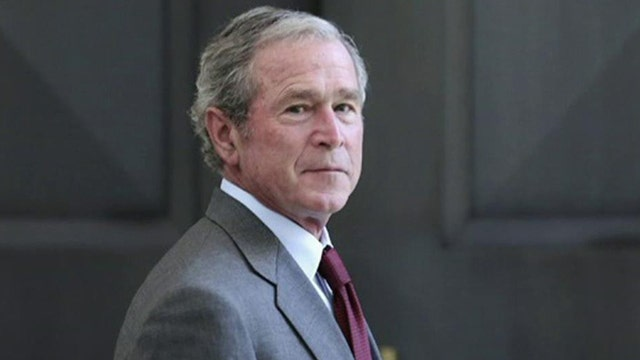 Students list George W. Bush among history's top villains