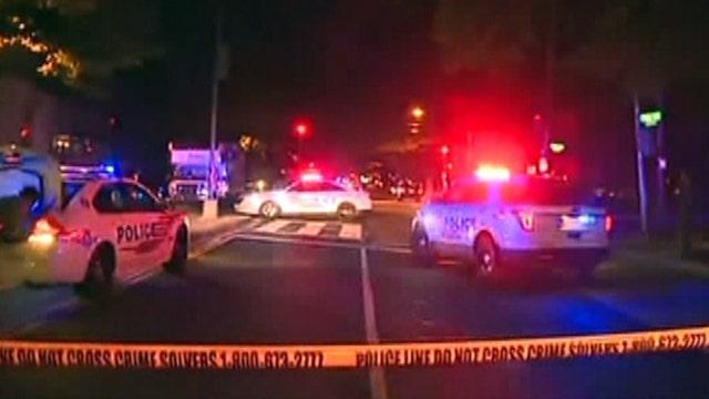 Suspect in DC mansion murders taken into custody