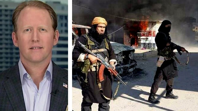Special ops 'frustrated' with WH strategy to fight ISIS