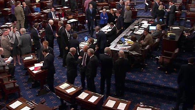 Patriot Act battle heats up as clock winds down
