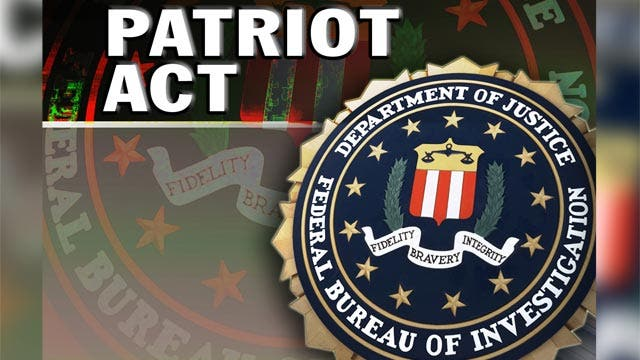 FBI admits no major terror cases cracked with Patriot Act