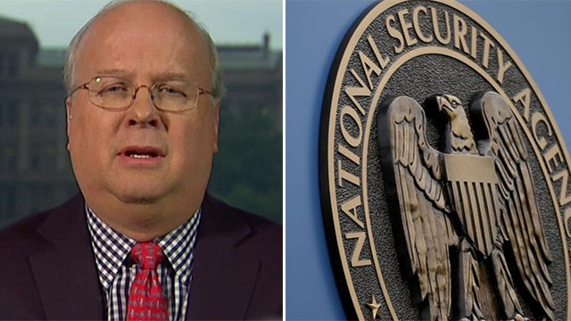 Rove: Critics don't understand NSA terror tools