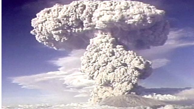 Filmmaker remembers escape, rescue from Mount St. Helens