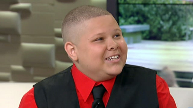 After the Show Show: Teen wows with incredible voice