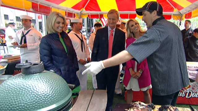 After the Show Show: How to cook with the Big Green Egg