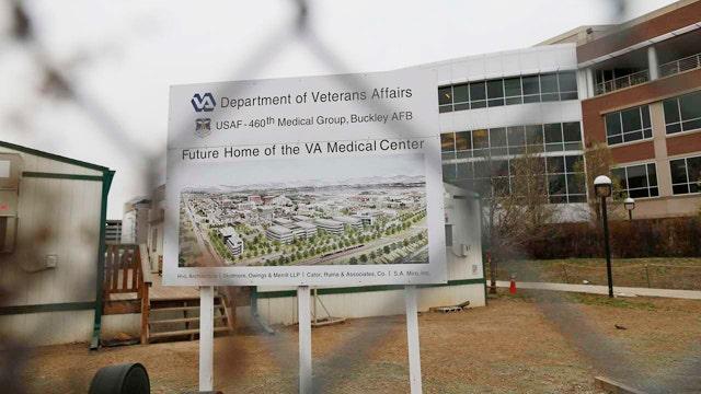 Colo. VA hospital boondoggle project hitting a wall