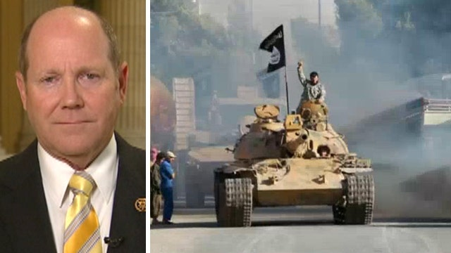 Power Play: Ribble on fighting ISIS