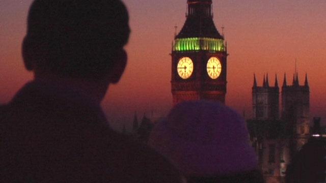 Romantic London