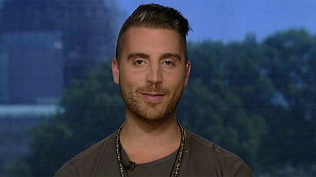 Idol winner Nick Fradiani to perform at Memorial Day concert