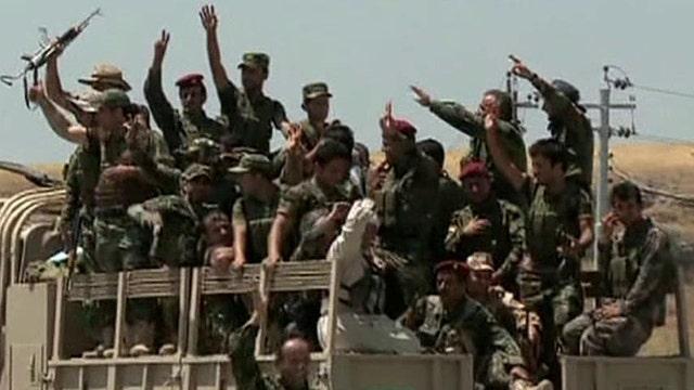 WH downplays fall of Palmyra and Ramadi