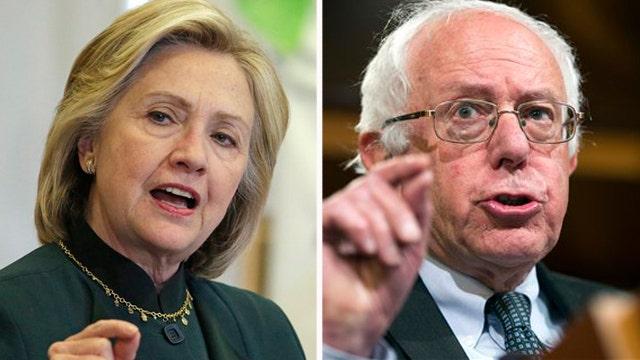 Clinton, Sanders reignite class-warfare debate