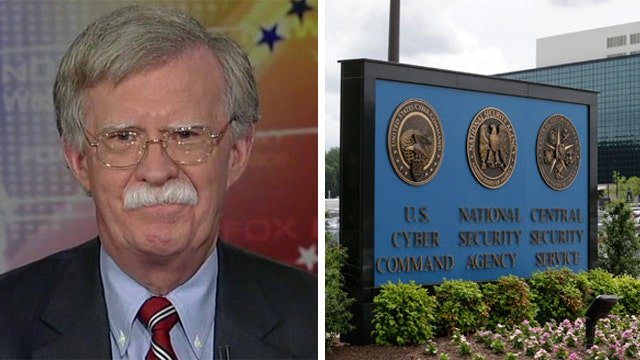 Why John Bolton supports extending NSA surveillance program