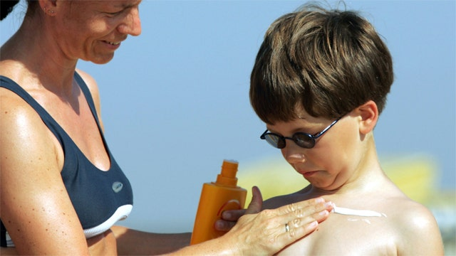 Survey throws shade on many common sunscreens