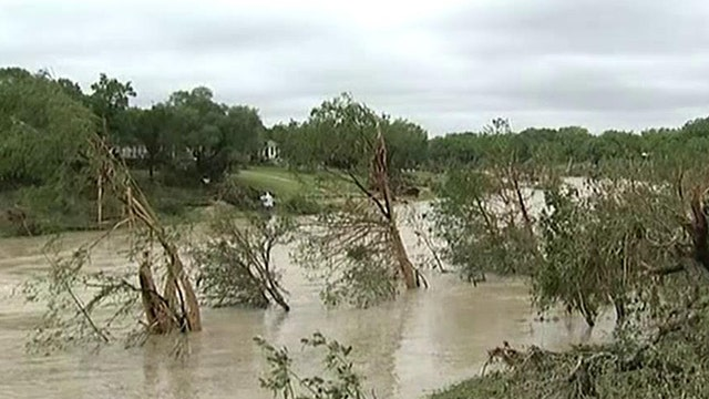 Historic rainfall results in severe flooding across plains