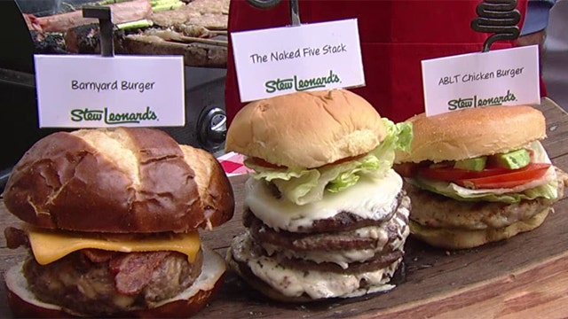 Delicious dishes for your Memorial Day cookout