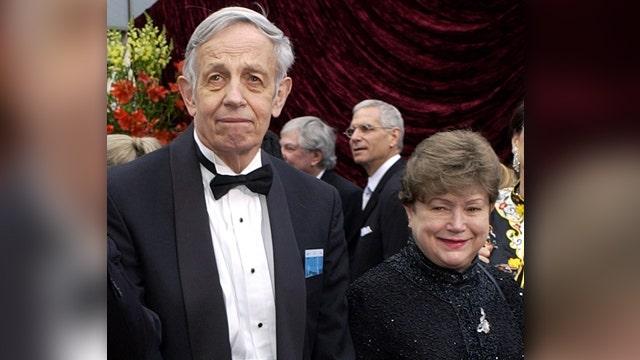 Famed mathematician John Nash, wife die in car crash