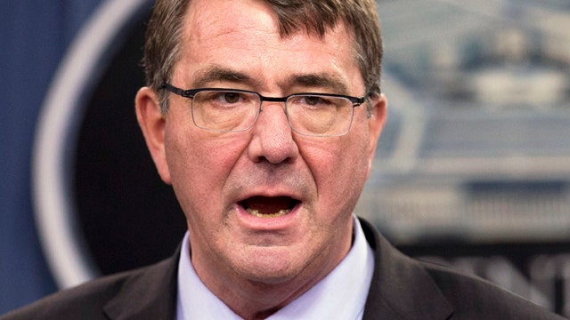 Secretary Carter: Iraqis 'lack the will' to fight ISIS