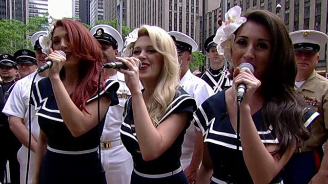 After the Show Show: American Bombshells