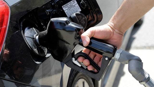 Why are gas prices falling?