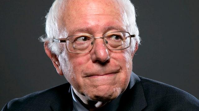 Bernie Sanders slams media for 'biased' campaign coverage