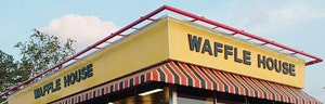 Waffle House is not expected to turn the restaurant chain's well over 1,500 locations into post offices.